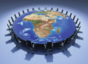 عرف بینالمللی و نزاکت بین المللی