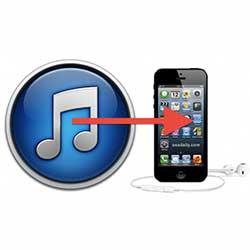 انتقال موزیک و موسیقی به icloud
