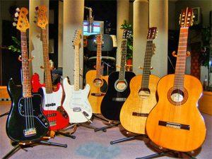 تاریخچه گیتار و سیر تاریخی در پورتال جامع فرانیاز فرا تر از نیاز هر ایرانی
