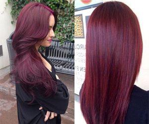 رنگ مو مناسب پاییز 2017