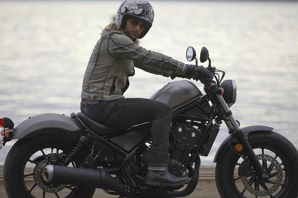 معرفی موتورسیکلت جدید هوندا Rebel