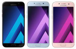 معرفی اسمارتفونهای جدید سری (Galaxy A (2017 - سهگانههای پرطرفدار سامسونگ