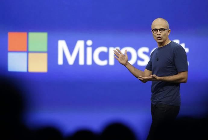 عکس نگاهی به روند رو به رشد مایکروسافت