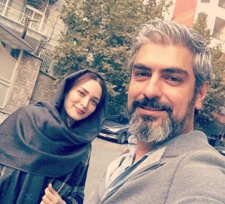 بیوگرافی مهدی پاکدل و بهنوش طباطبایی