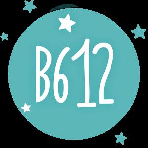 دانلود B612 v5.3.1 برنامه ویرایش عکس های سلفی اندروید