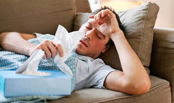 سرماخوردگی بزرگسالان