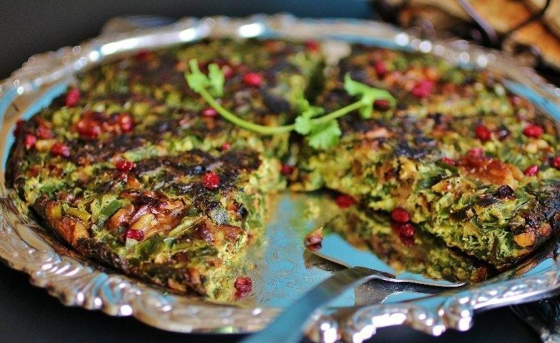 عکس غذای شب عید نوروز