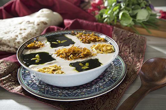 غذای شب عید نوروز -اش رشته