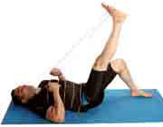 درمان پاهای پرانتزی با ورزش