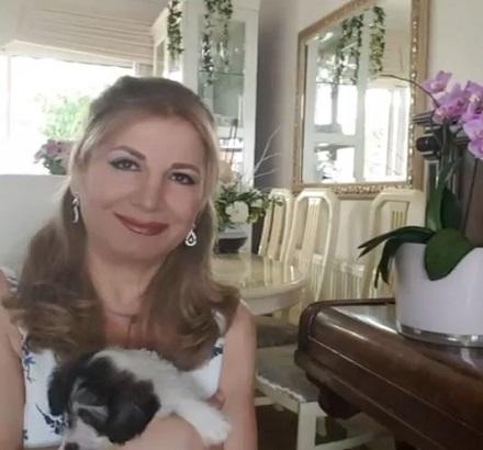بیوگرافی میترا بابک