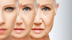 علت پیری زودرس در بانوان
