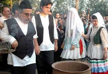 عکس آداب و رسوم مردم گیلان