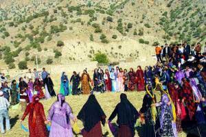 عکس آداب و رسوم مردم آذربایجان شرقى