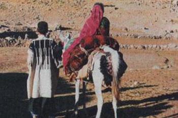 عکس آداب و رسوم مردم بختیاری