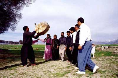 عکس آداب و رسوم ازدواج در کرمانشاه
