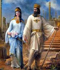 ایرانیان باستان چگونه ازدواج می کردند در پورتال جامع فرانیاز فراتر از نیاز هر ایرانی