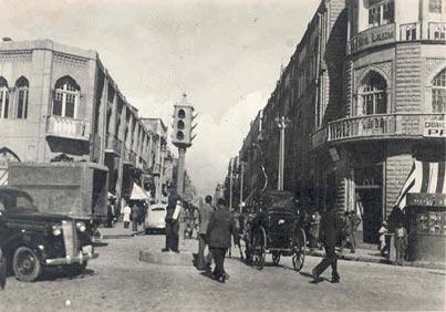 عکس گذری در تهران قدیم