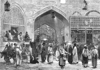 گذری در تهران قدیم با توضیح در پورتال جامع فرانیاز فراتر از نیاز هر ایرانی