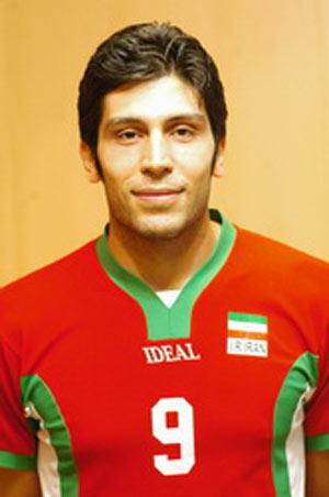 عکس بیوگرافی علیرضا نادی