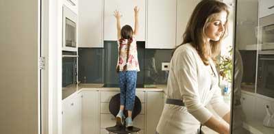ترفندهایی برای تمیز کردن سریع آشپزخانه در پورتال جامع فرانیاز فراتر از نیاز هر ایرانی