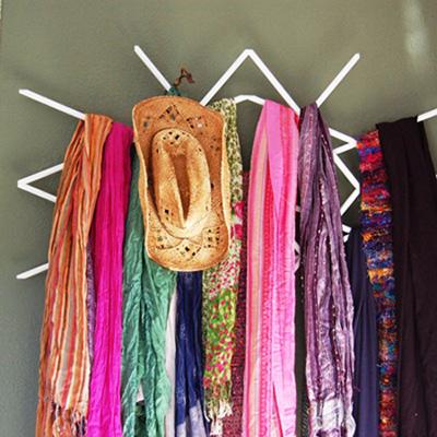 عکس نکاتی مهم در نگهداری روسری