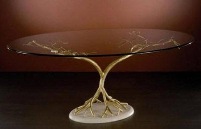 عکس از بین بردن خط و خش میز شیشهای