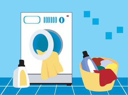 نحوه تمیز کردن ماشین لباسشویی در پورتال جامع فرانیاز فراتر از نیاز هر ایرانی
