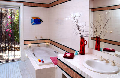 تمیز کردن قسمت های مختلف حمام در پورتال جامع فرانیاز فراتر از نیاز هر ایرانی