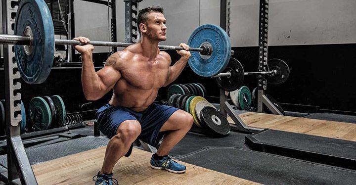 ورزشهای موثر برای چاق شدن عضلات پایین تنه