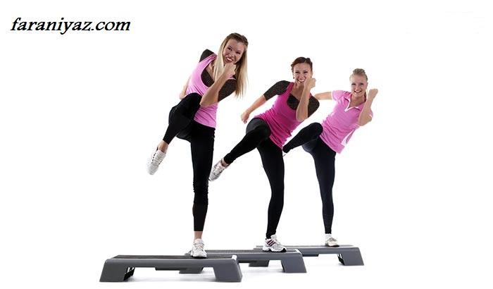 ورزشهای بالا بردن سینه ی بانوان