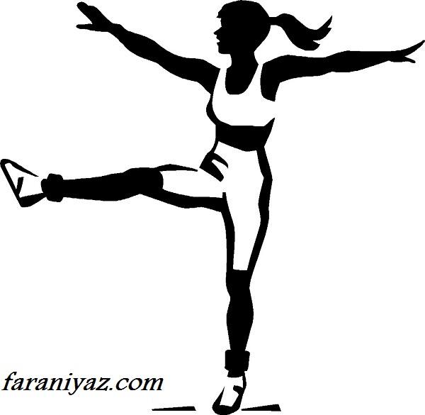 ورزش ایروبیک برای چاقی بدن