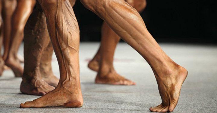 حجم دادن ران پا
