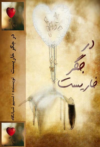 دانلود رمان در جگر خاریست در پورتال جامع فرانیاز فراتر از نیاز هر ایرانی