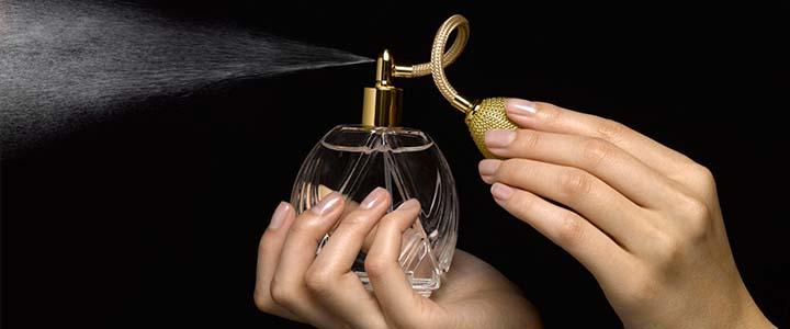 عکس معروف ترین عطرهای خنک