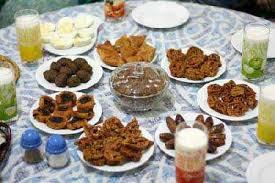 عکس غذاهای مناسب افطاردرماه مبارک رمضان