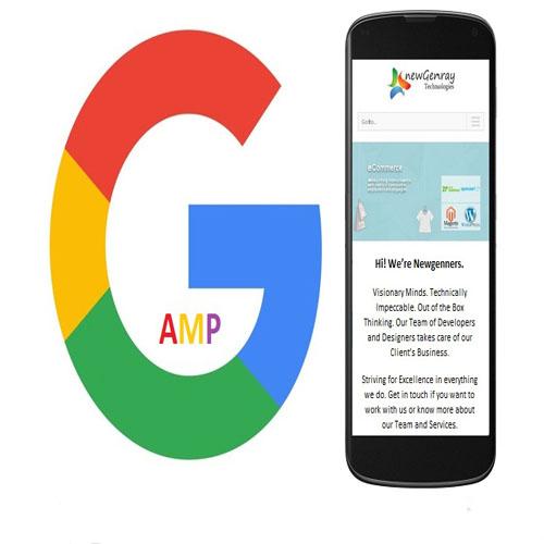 عکس AMP و کاربرد آن در طراحی وب چیست؟