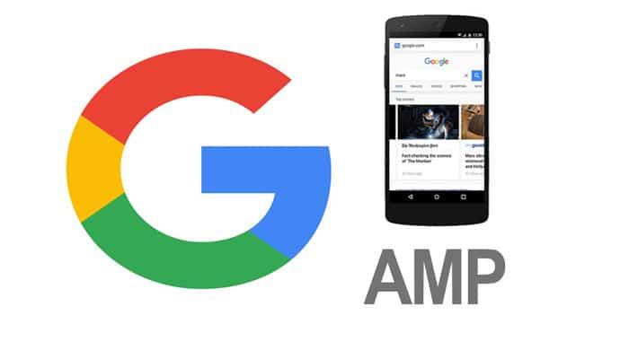عکس پروژه AMP چیست و چه تاثیری در سئو دارد