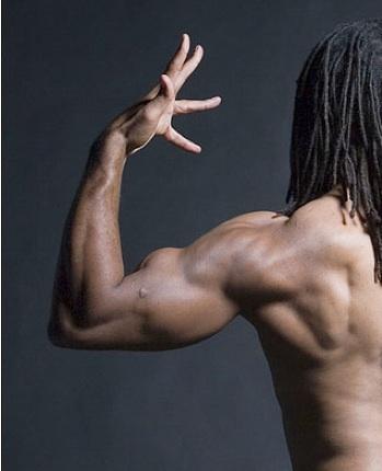 عکس ورزشهای سفت کردن پشت بازو