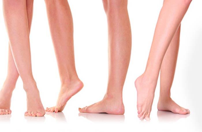 ورزشهای چاقی ساق پا