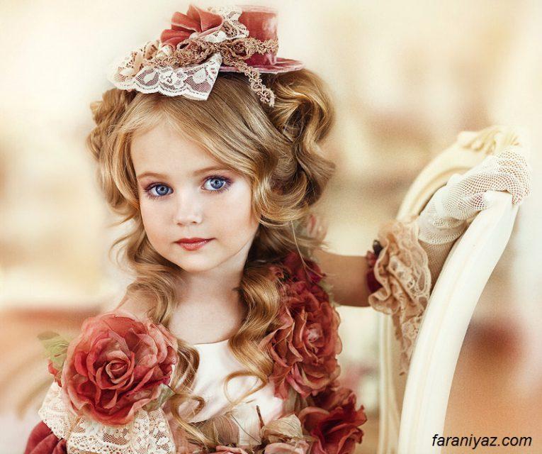 عکس پروفایل دختر بچه
