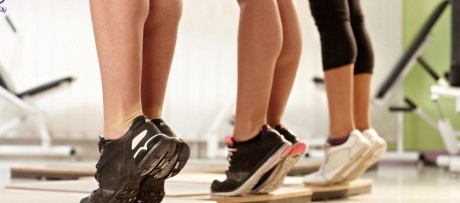 حرکات ورزشی برای خوش فرم شدن پاها
