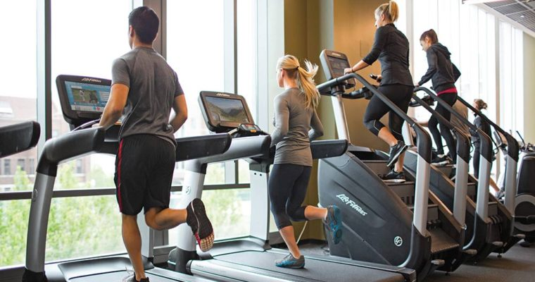 چاقی اندام با ورزش
