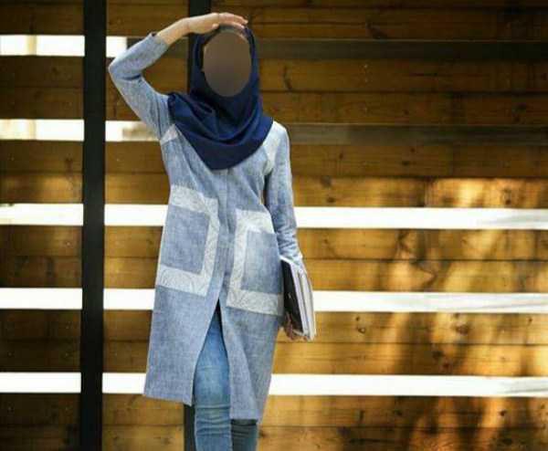 مدل مانتو دانشجویی ساده و شیک در پورتال جامع فرانیاز فراتر از نیاز هر ایرانی