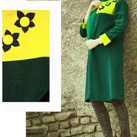 مدل مانتو به رنگ سال 2017 در پورتال جامع فرانیاز فراتر از نیاز هر ایرانی