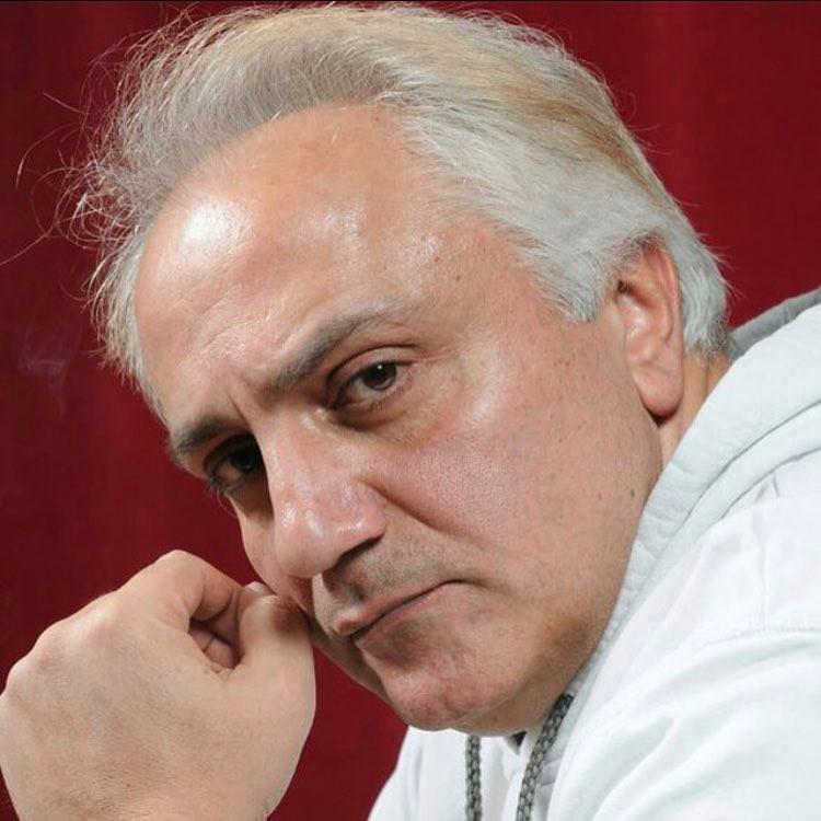 عکس بیوگرافی علی معلم