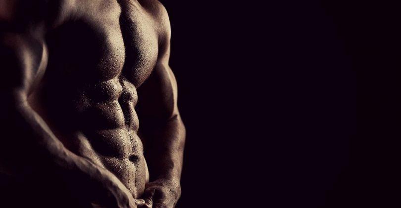 عکس تقویت عضلات شکم