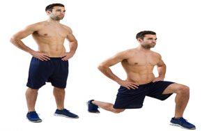 ورزشهای چاقی باسن وران