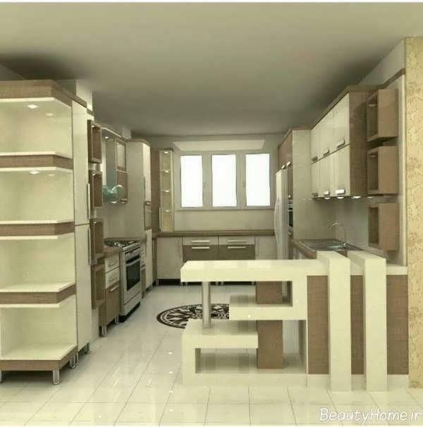 ام دی اف آشپزخانه
