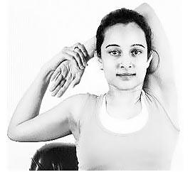 حرکات ساده ورزشی برای خوش فرم کردن بازوها