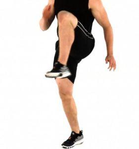 ورزش افزایش قدرت پا